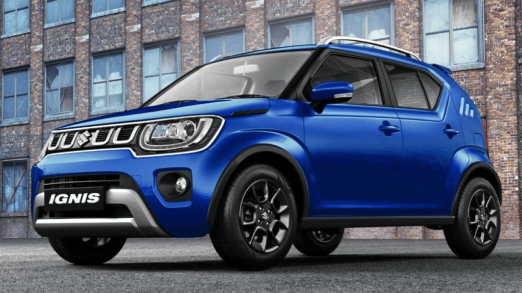 Maruti Ignis - Best Car Under 6 Lakhs