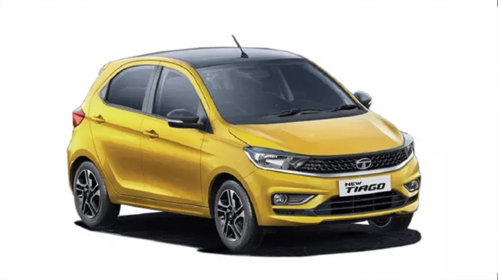 Tata Tiago - Best Car Under 6 Lakhs